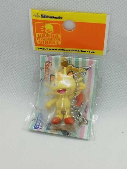 Llavero Pokemon Meowth