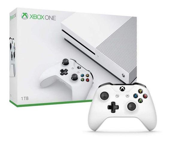 Xbox One S Com Nf