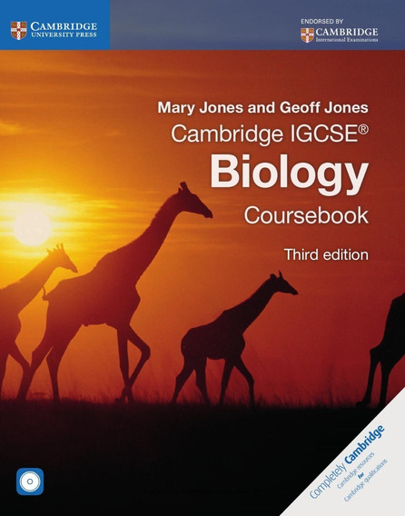 Cambridge Igcse Biology - Coursebook - 3rd Ed- Jones / Jones