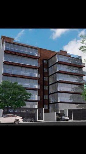 Departamento Ph En Venta De 2 Niveles En La Mejor Zona De Polanco