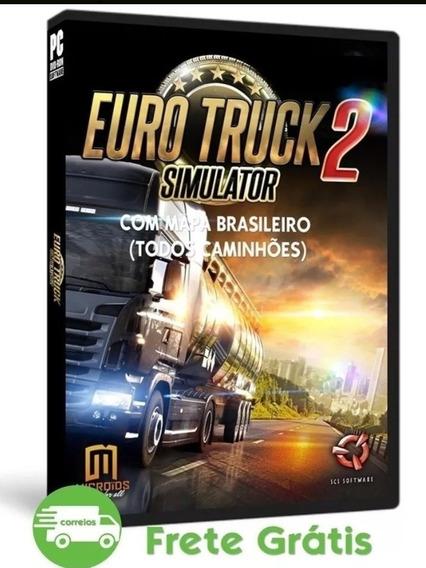 Euro Truck Simulator 2 + Todas As Dlc