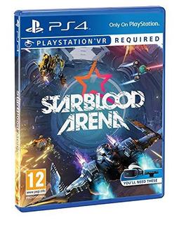 Starblood Arena (psvr) Ps4 - Uk Import Region Free