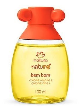 Perfume Infantil Natura Naturé Bem Bom Meninas 45%off