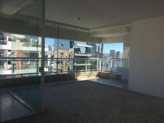 Apartamento Com 4 Dormitórios À Venda, 161 M² Por R$ 2.550.000 - Vila Olímpia - São Paulo/sp - Ap5039