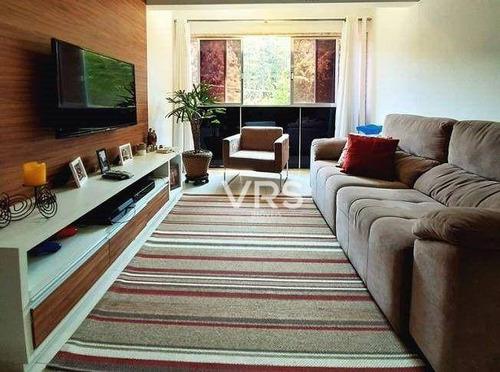 Imagem 1 de 29 de Apartamento Com 2 Dormitórios À Venda, 63 M² Por R$ 295.000,00 - Prata - Teresópolis/rj - Ap0472