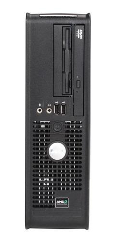 Pc Dell Optiplex 740 Amd Athlon 64 4gb Ram Hd 160 Win 7