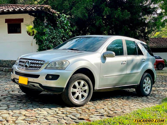Mercedes Benz Clase Ml 350 At 3500cc 5p Tc