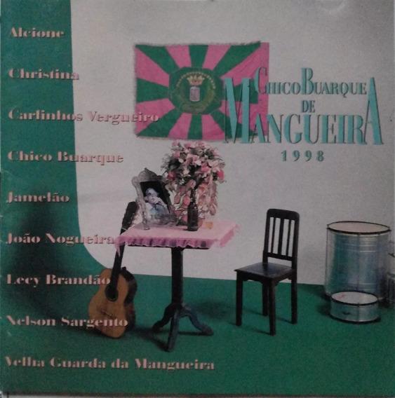 Chico Buarque De Mangueira 1998 (abril) - Cd