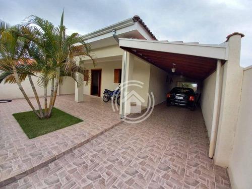 Imagem 1 de 7 de Casa À Venda, 142 M² Por R$ 319.900,00 - Santa Monica - São Pedro/sp - Ca0632