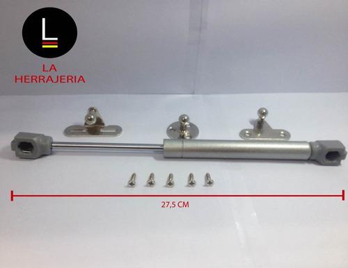 Amortiguador De Gas Para Puerta De Muebles 120 New 6 Pzas