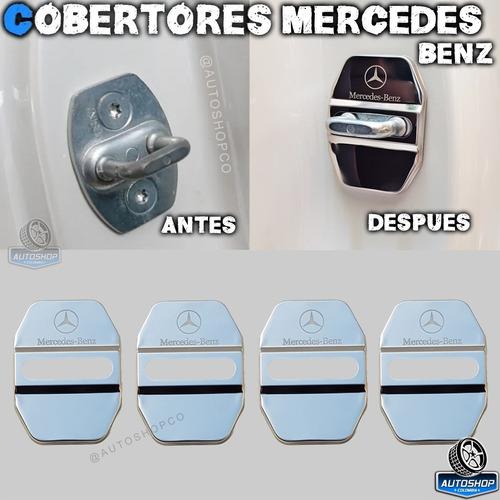 Cobertores Chapa Puerta Mercedes Benz Amg Cla Gla Clase C A
