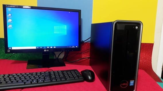 Pc Completo Dell I3-4150 3.50ghz 4gb Hd 500 4º Geração