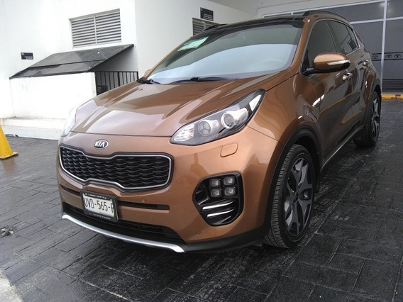 Kia Sportage 2.4 Sxl At 2017