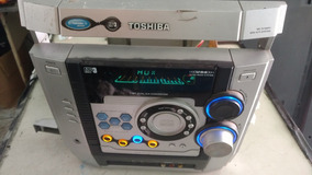 Placa + Painel Completo Ms-7510mp3 Toshiba Funcionando
