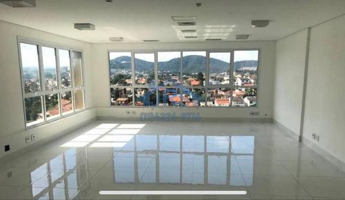 Imagem 1 de 3 de Sala Para Alugar, 80 M² Por R$ 3.200,00/mês - Alphaville Conde Ii - Barueri/sp - Sa0249