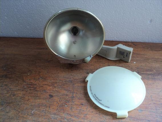 Flash Antigo Para Camera Polaroid 150 Só O Flash Decoração