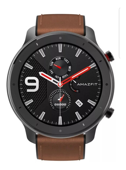 Relógio Amazfit Gtr - 47mm A1902 Lacrado +nf