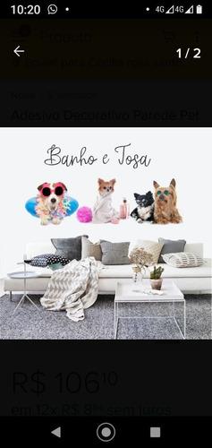 Imagem 1 de 3 de Monto Pet Shop Banho E Tosa