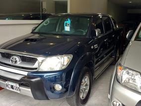 Toyota Hilux 3.0 I Srv Cab Doble 4x2 (2009) 2010