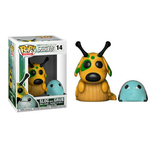 Funko Pop! Slog With Grub 14 - Wetmore Forest Muñeco