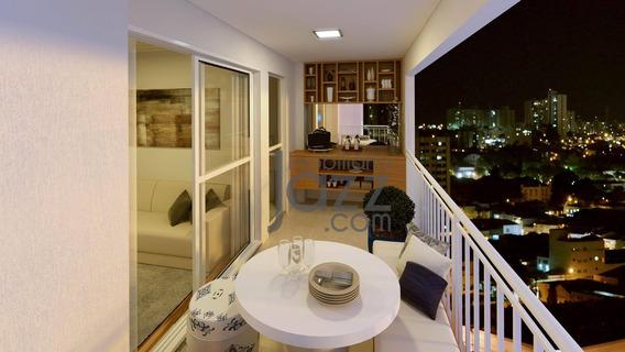 Apartamento Com 3 Dormitórios À Venda, 74 M² Por R$ 420.000,00 - Parque Itália - Campinas/sp - Ap2683