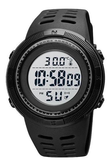 Relógio Digital Skmei Com Medição De Temperatura