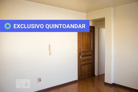 Apartamento No 3º Andar Com 1 Dormitório E 1 Garagem - Id: 892949371 - 249371