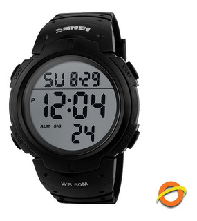 Reloj Digital Skmei Crono Luz Sumergible Calendario Sport