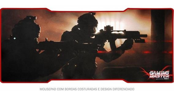 Mousepad Gamer Kmex 800mm X 350mm - Novo, Bom E Barato