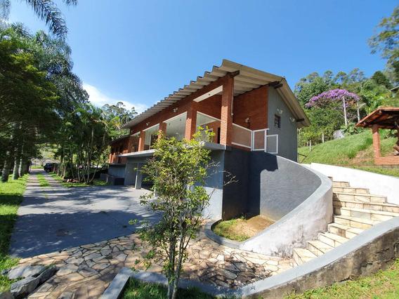 Casa Para Alugar - 4 Dorm. (2 Suítes) - Piscina - Cond. Clube Green Valley -embu Das Artes - 873 - 67616130