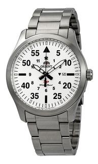 Reloj Hombre Deportivo Orient Sp Calendario 3atm Fung2002w