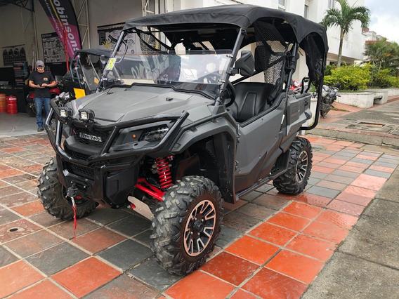 Cuatrimoto Honda Pioneer 1000-5 Limited 2018 Full Accesorios