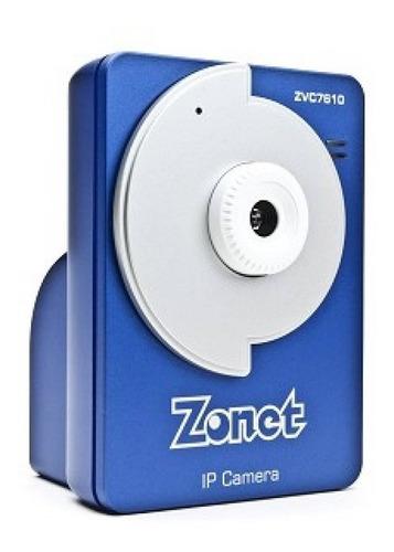 Camara Ip Zonet Zvc7610 Seguridad