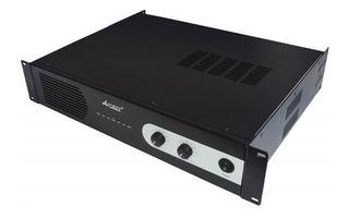 Amplificador Potencia Apogee H8 600rms Oferta!! Nortvision