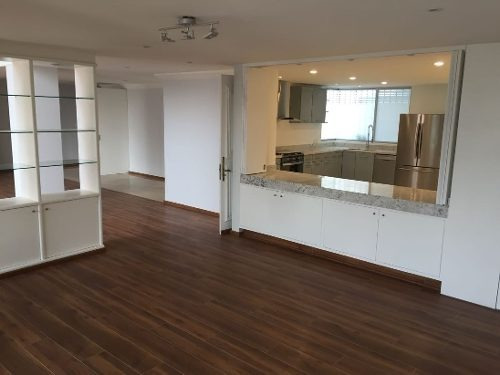 Penthouse En Renta Colonia Polanco, Av. Homero
