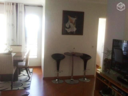 Imagem 1 de 5 de Apartamento  Residencial À Venda, Moóca, São Paulo. - Ap1007