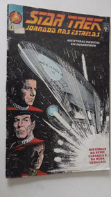 Star Trek Jornada Nas Estrelas Nºs 1-2-8 Ed. Abril