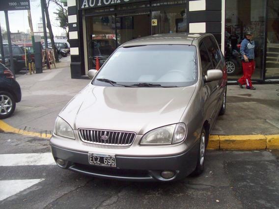 Kia Carens Ls 2003