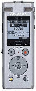 Olympus V414111su000 Digital Dm-720 Grabadora De Voz