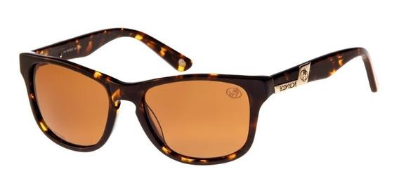 Óculos De Sol Masculino Lentes Polarizadas Armação Acetato
