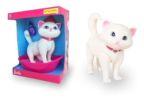 Gatinha Gata Da Barbie 30cm Blissa Faz Xixi C/ Cama Original