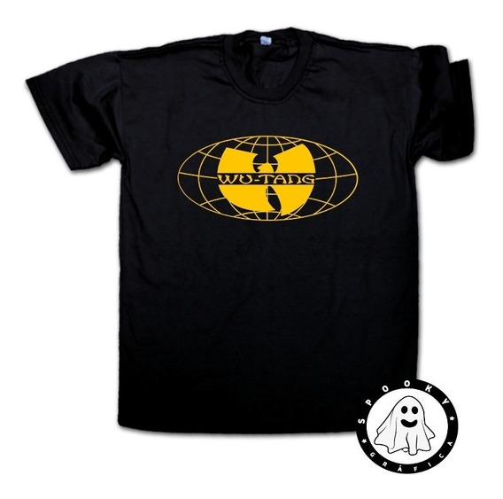 Remera Wu Tang Clan Varios Colores Hip Hop Rap