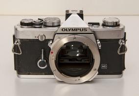 Câmera Olympus Om 1 Somente O Corpo