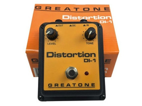 Pedal Greatone Distortion Dl-1 - Semelhante Ao Boss Ds1