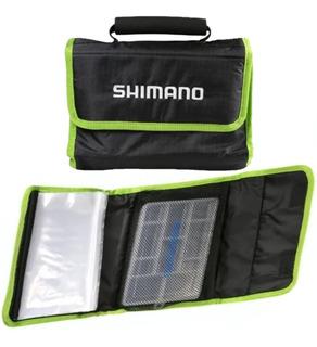 Bolso Shimano Travel Wrap Facil Transporte Caja Organizadora