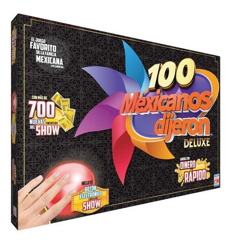 Juegos De Mesa 100 Mexicanos Deluxe Fotorama 1184