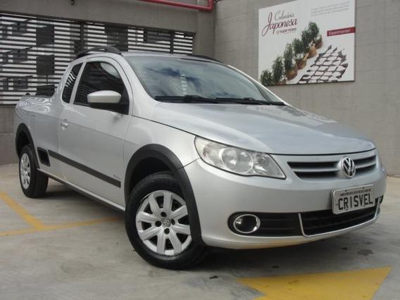 Volkswagen Saveiro 1.6 Mi Trend Ce 8v Flex 2p Manual G.v