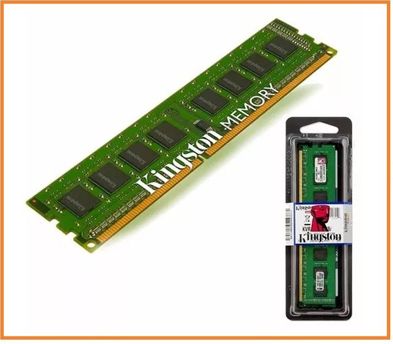 Memoria Ram Kingston 8 Gb Ddr3 1600 Mhz
