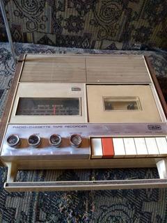 Radio Cassete Tape Recorder Evadin