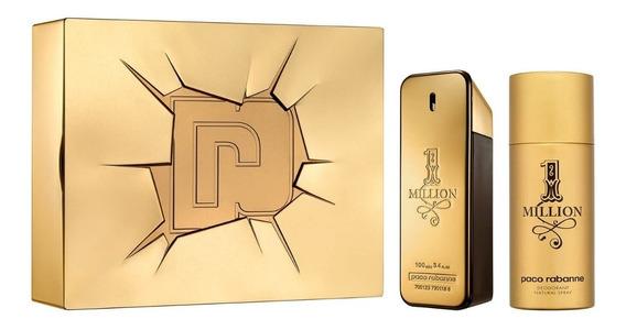 Kit One Million Paco Rabanne Edt Perfume 100ml + Desodorante